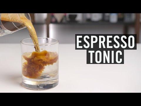 Espresso Tonic - From Scratch