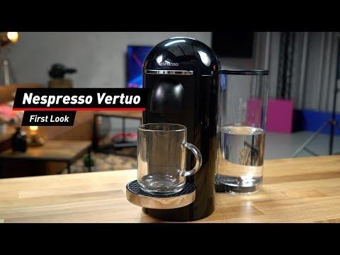 Nespresso Vertuo: Neues für Kaffeeliebhaber!