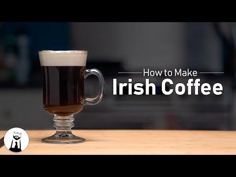 How to Make an Irish Coffee   Black Tie Kitchen