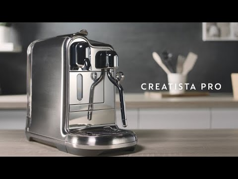 Creatista Pro - Machine Presentation
