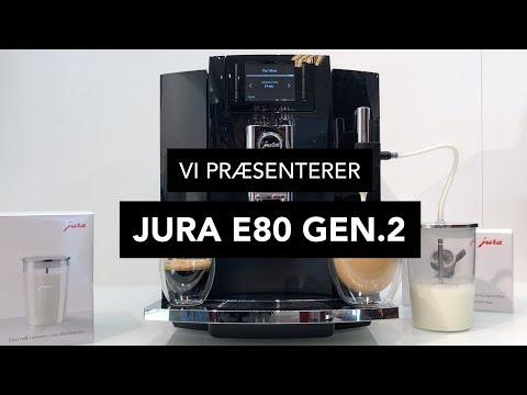 Jura E80 Gen.2