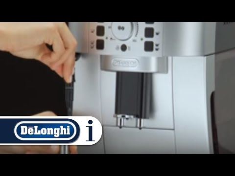 How to Clean the Cappuccino Maker of Your De'Longhi Magnifica S ECAM 22.110 Coffee Machine