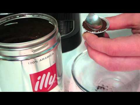 Refill Nespresso capsules!