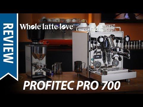 Review: Profitec Pro 700 Dual Boiler PID Espresso Machine
