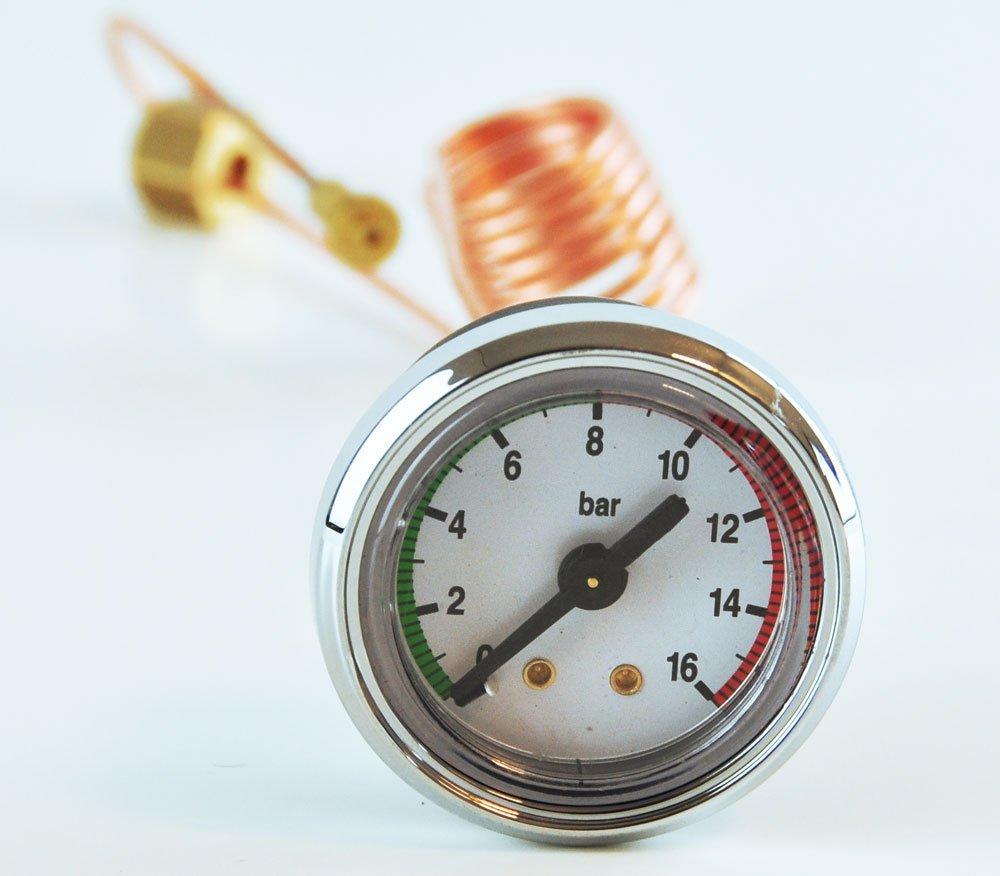 Drukmeter pistonmachine