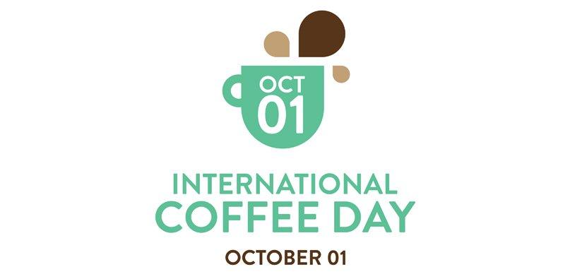 Internationale Koffiedag 2020 - 1 Oktober