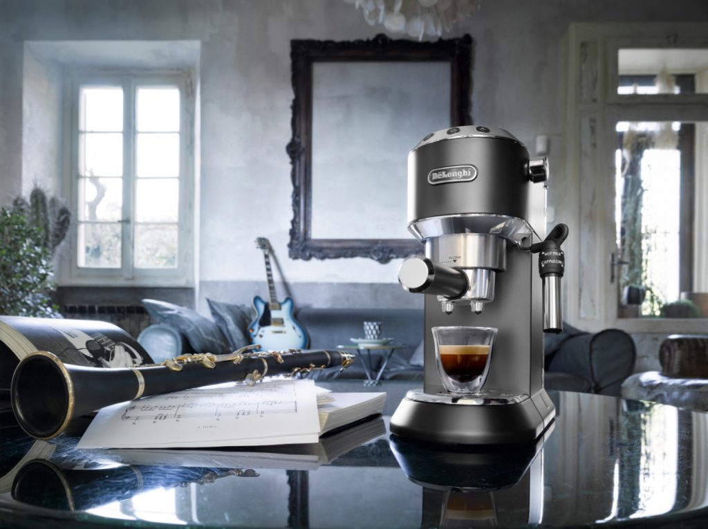 Piston koffiemachine