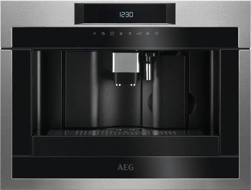Wat is een inbouw koffiemachine?