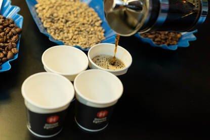 Koffiedrinker Defensie