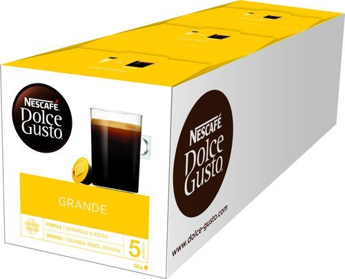 Dolce Gusto cups Grande