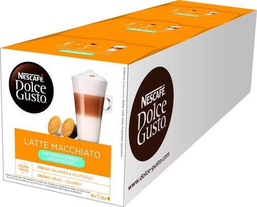 Latte Macchiato Unsweetened