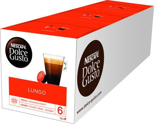 Dolce Gusto lungo cups