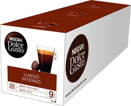 Dolce Gusto Lungo Intenso cups