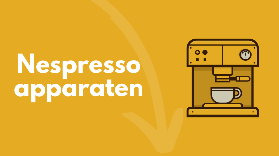 Nespresso apparaat