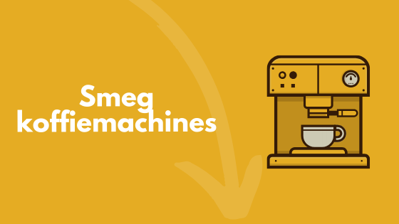 Smeg koffiezetapparaat