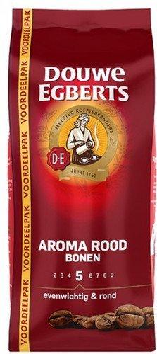 Aroma Rood koffiebonen 900 gram