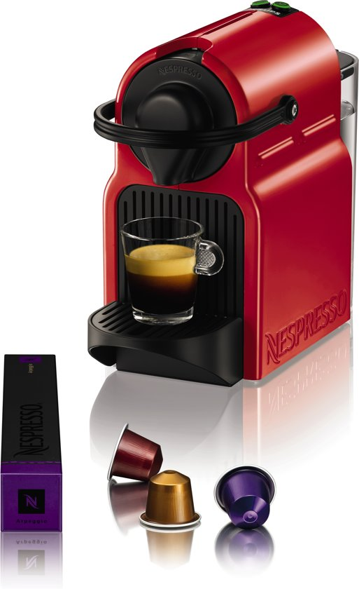 Black Friday Krups Nespresso Inissia XN1005