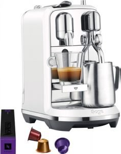 Sage Nespresso Creatista Plus Black Friday