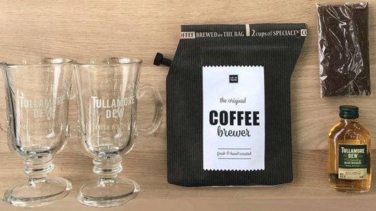 Irish coffee cadeau idee man