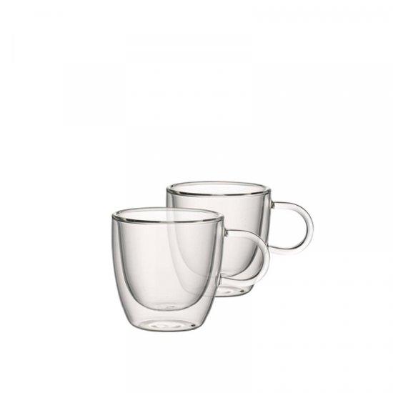 Espresso kopjes glas