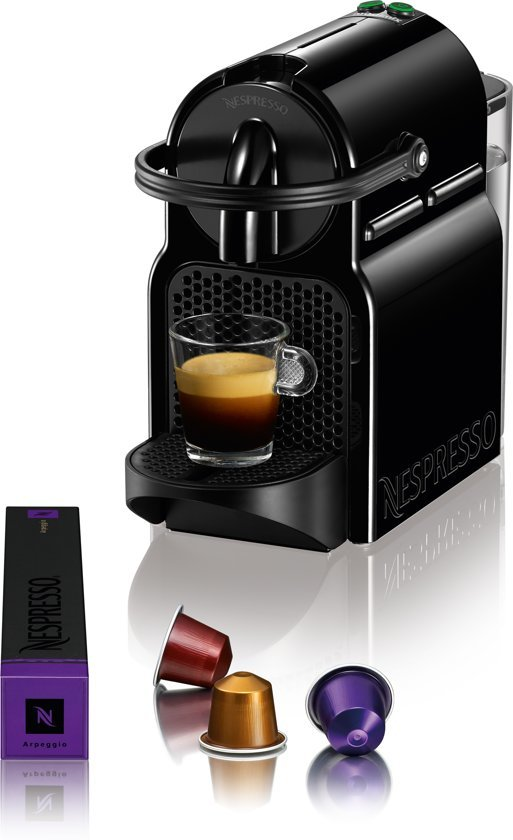 Kerstcadeau idee Nespresso machine