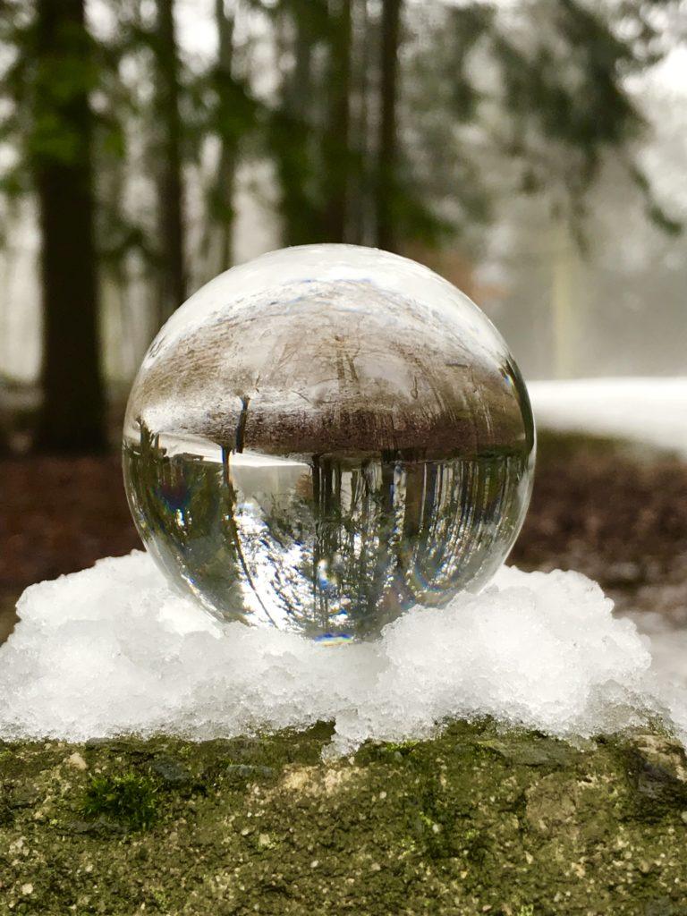 Kristallen bol
