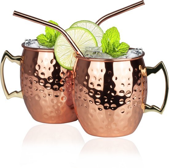 Moscow Mule cadeau idee vrouw