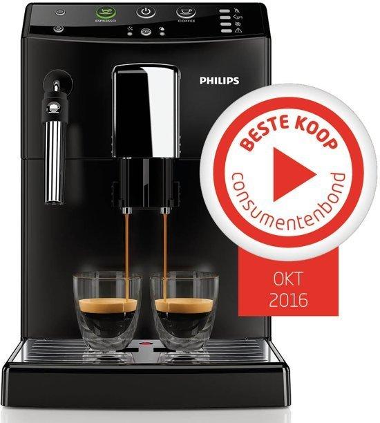 Philips koffiemachine beste koop