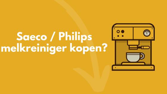Saeco Philips melksysteemreiniger