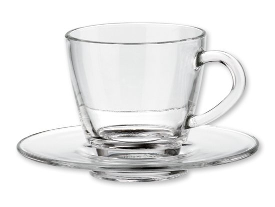 Scanpart espresso kopje glas