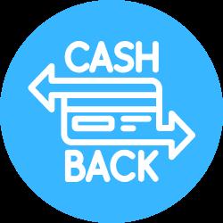 cashback aanbiedingen