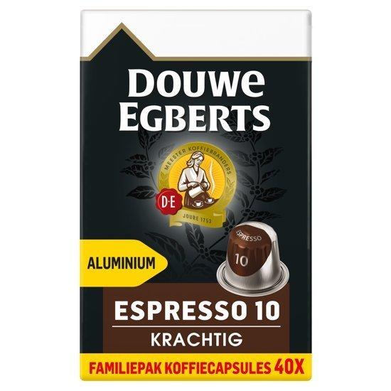 espresso krachtig