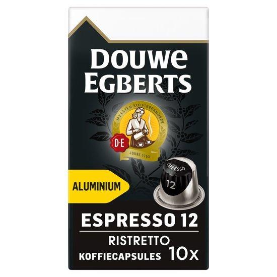 Espresso ristretto koffiecups