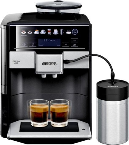 koffie apparaat eq 6 plus