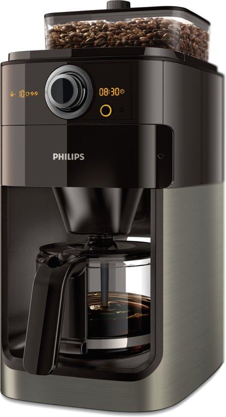 beste koffiezetapparaat met thermoskan en bonen