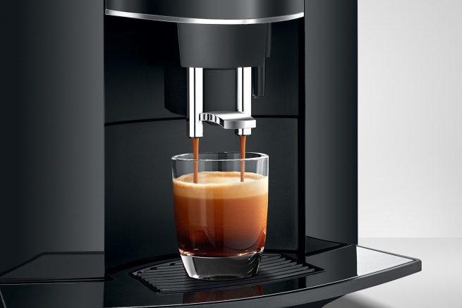 close up espresso zetten