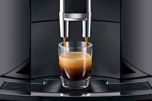 jura e60 espresso maken