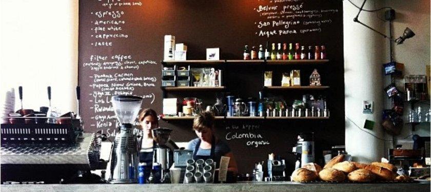 Leukste koffie plek Rotterdam Hopper