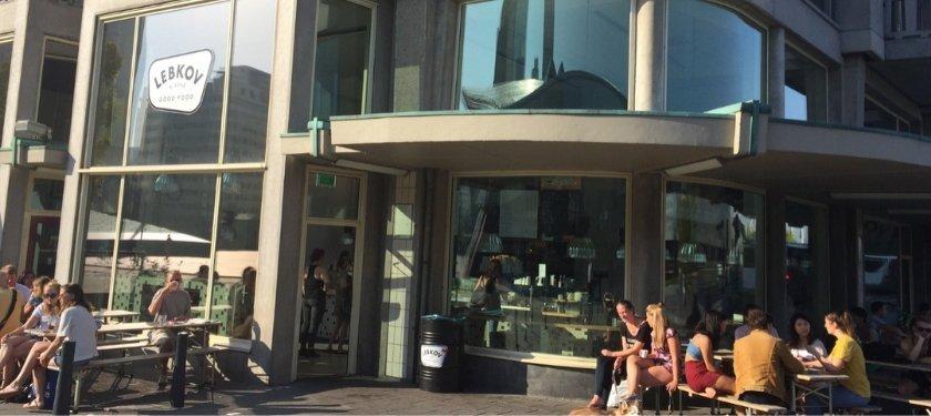 Koffie Rotterdam Centraal