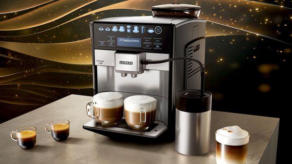 koffiemachine leasen particulier