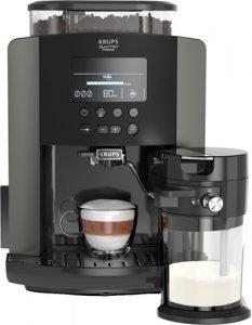 Krups koffiemachine EA819E Quattro Force