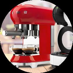 Soorten koffiemachines