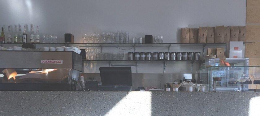Urban Espresso Bar Nieuwe Binnenweg