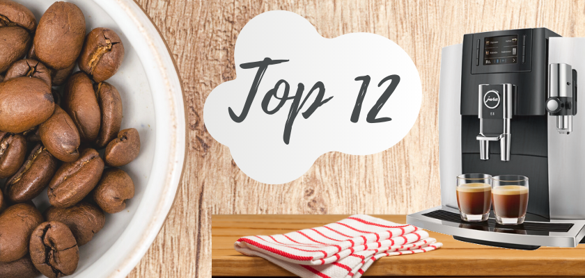 12 beste koffiezetapparaten met bonen
