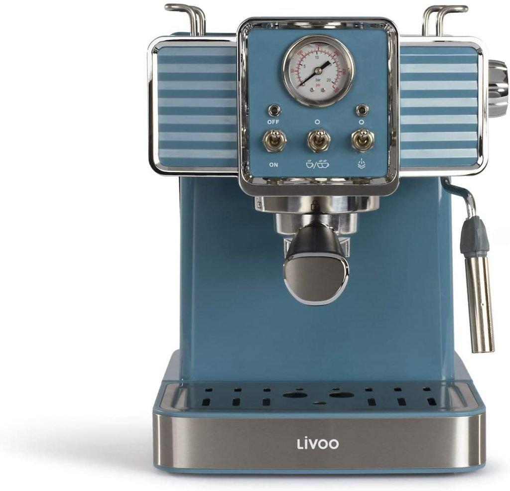 Beste retro koffiezetapparaat met koffiemolen
