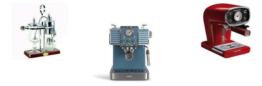 vintage koffiezetapparaat