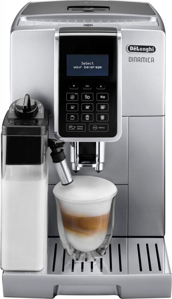 De'Longhi cashback cappuccinopakket