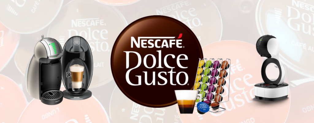 Dolce Gusto apparaat kopen
