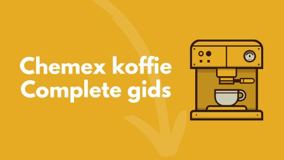 chemex koffie