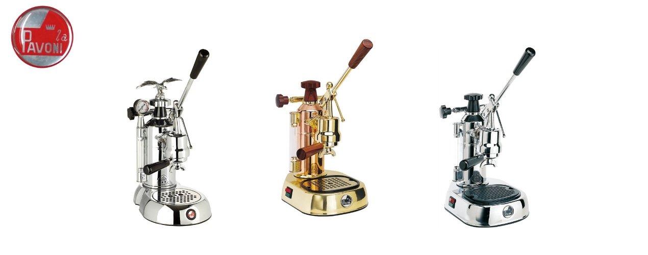 la pavoni espressomachines